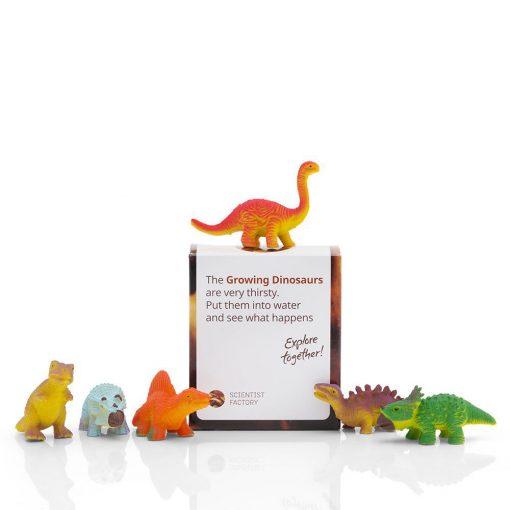 Dinosaurer som vokser i vann