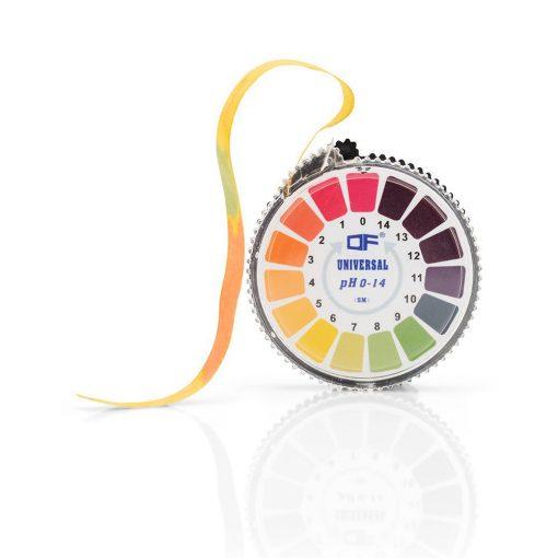 pH-papir er praktisk når man skal måle pH i væsker