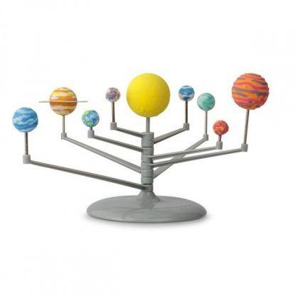 Bygg ditt eget solsystem