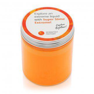 Super Slime Extreme - Oransje