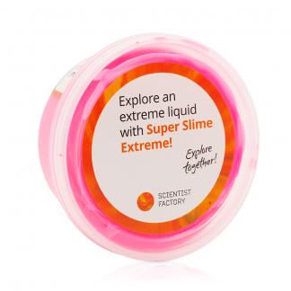 Super Slime Extreme - Rosa