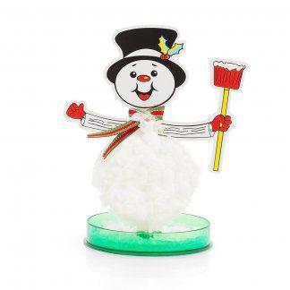 Magisk snømann
