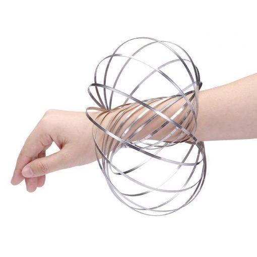 Spiralarmbånd