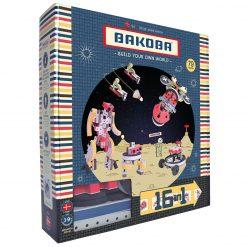bakoba byggesett 79 deler