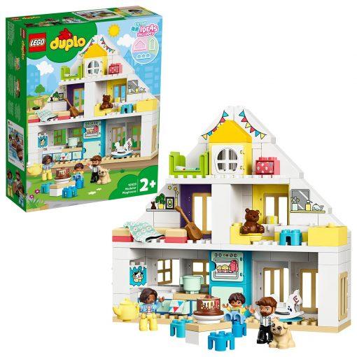 LEGO® DUPLO® Modulbasert lekehus 10929