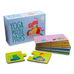 Yoga puslebrikker