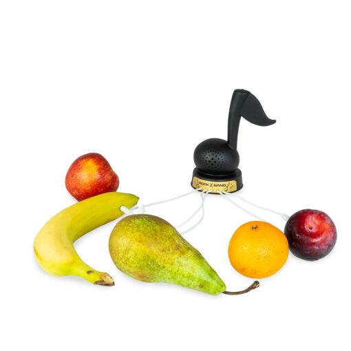 fruktinstrument trommesett