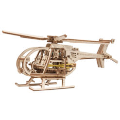 wooden city helikopter