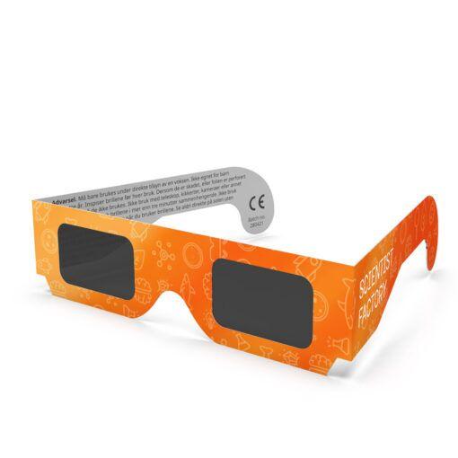 Solformørkelsesbriller fra Forskerfabrikken