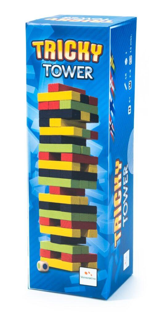 Jenga tricky tower