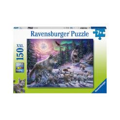 Ravensburger puslespill nordlige ulver 150 brikker